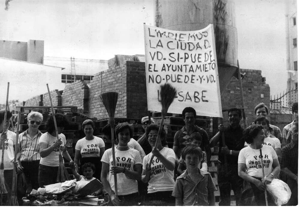 Expo :: Dones del moviment veïnal d'ahir i d'avui :.